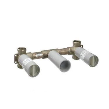 Axor Corpo incasso per rubinetteria 3 fori a parete 10303180