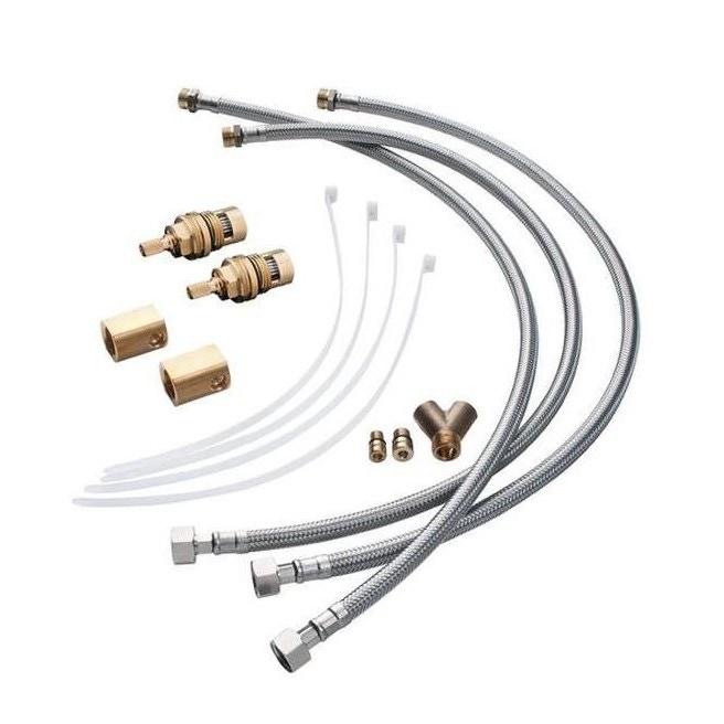 Immagine di Axor Connessioni per rubinetteria 3 fori 38959000