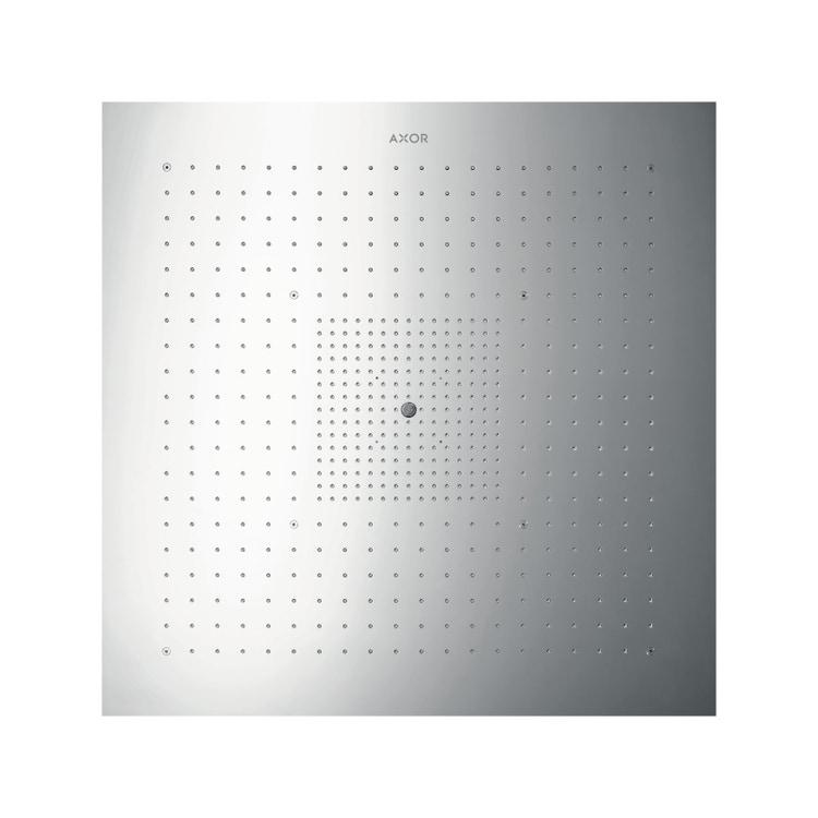 Axor SHOWERSOLUTIONS ShowerHeaven 970/970, 3 jet, senza illuminazione, finitura acciaio optic 10621800