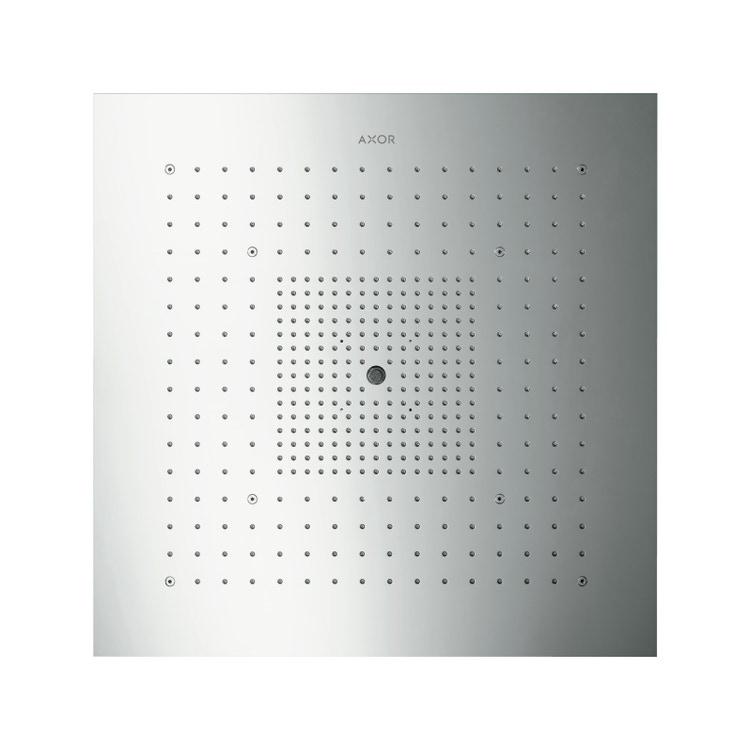 Axor SHOWERSOLUTIONS ShowerHeaven 720/720, 3 jet, senza illuminazione, finitura acciaio optic 10625800