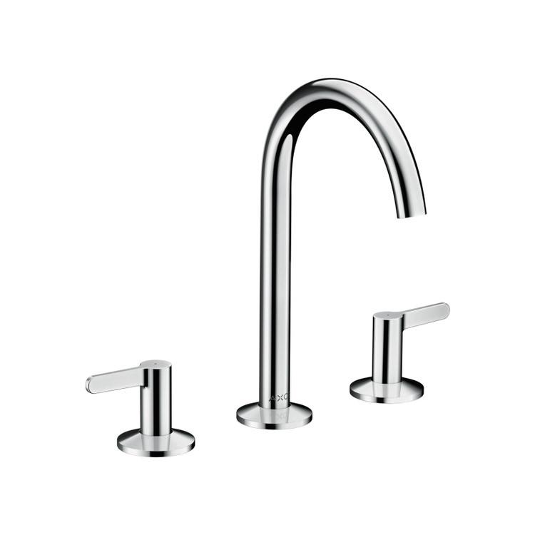 Axor ONE miscelatore lavabo 170, 3 fori, senza salterello, finitura cromo 48050000