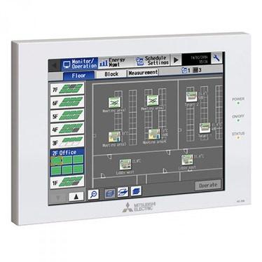 Mitsubishi Controllo centralizzato WEB-Server 3D TOUCH CONTROLLER AE-200E