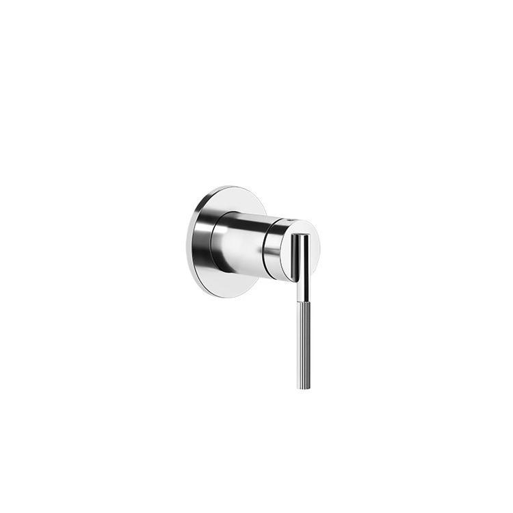 Gessi INGRANAGGIO comando remoto per lavabo/doccia, a parete, 1 via, finitura cromo 63609#031