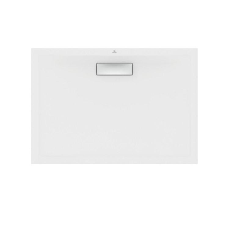 Ideal Standard ULTRAFLAT NEW piatto doccia rettangolare L.100 P.70 cm, in acrilico, colore bianco finitura lucido T447501