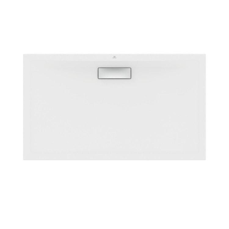 Ideal Standard ULTRAFLAT NEW piatto doccia rettangolare L.120 P.70 cm, in acrilico, colore bianco finitura seta T4476V1