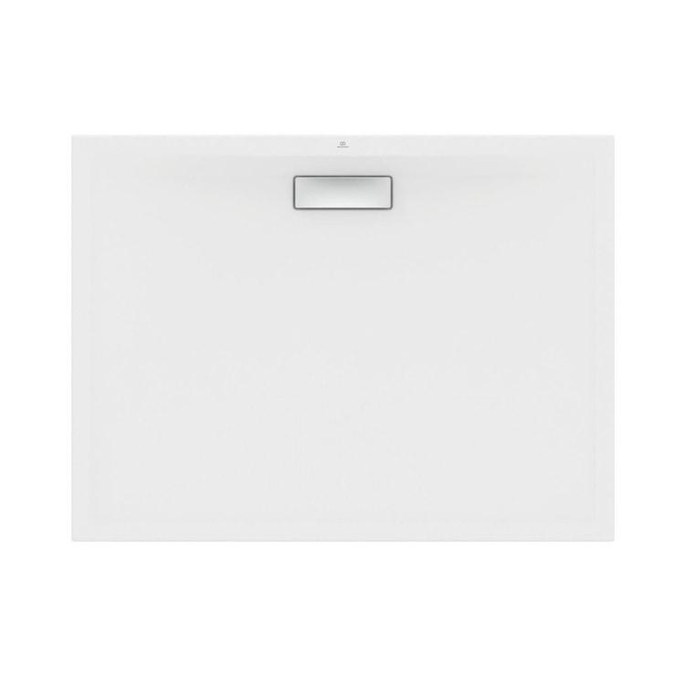 Ideal Standard ULTRAFLAT NEW piatto doccia rettangolare L.120 P.90 cm, in acrilico, colore bianco finitura seta T4483V1