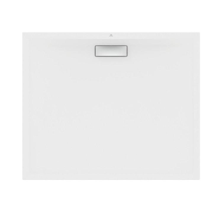 Ideal Standard ULTRAFLAT NEW piatto doccia rettangolare L.120 P.100 cm, in acrilico, colore bianco finitura seta T4489V1