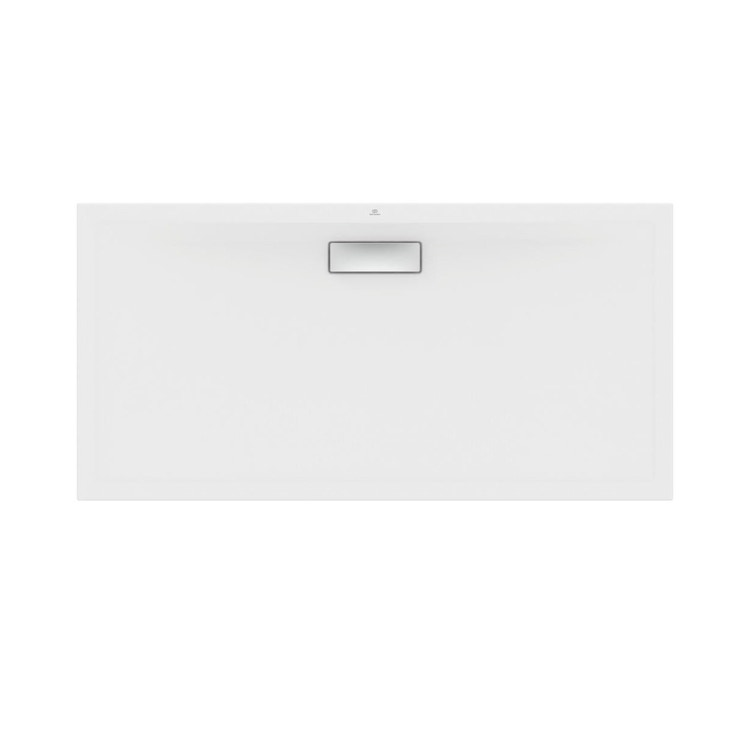 Ideal Standard ULTRAFLAT NEW piatto doccia rettangolare L.140 P.70 cm, in acrilico, colore bianco finitura lucido T447701