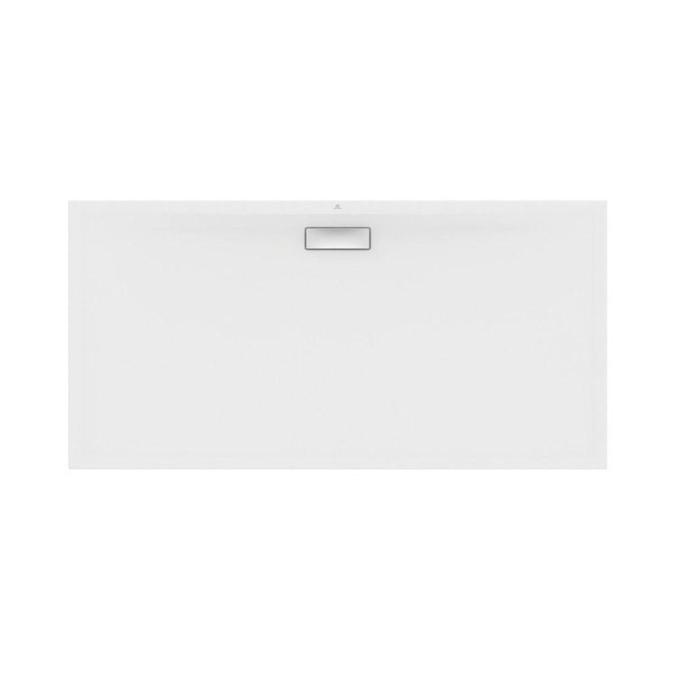 Ideal Standard ULTRAFLAT NEW piatto doccia rettangolare L.180 P.90 cm, in acrilico, colore bianco finitura lucido T448701
