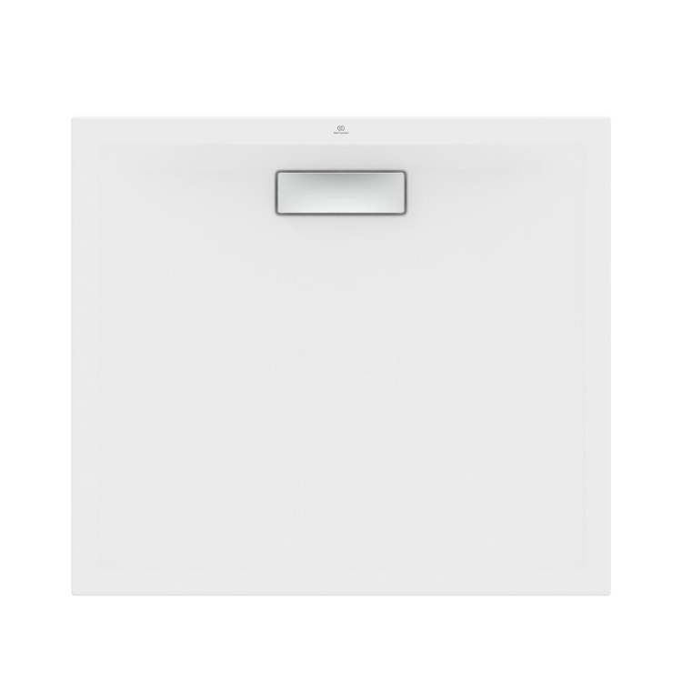 Ideal Standard ULTRAFLAT NEW piatto doccia rettangolare L.90 P.80 cm, in acrilico, colore bianco finitura seta T4481V1