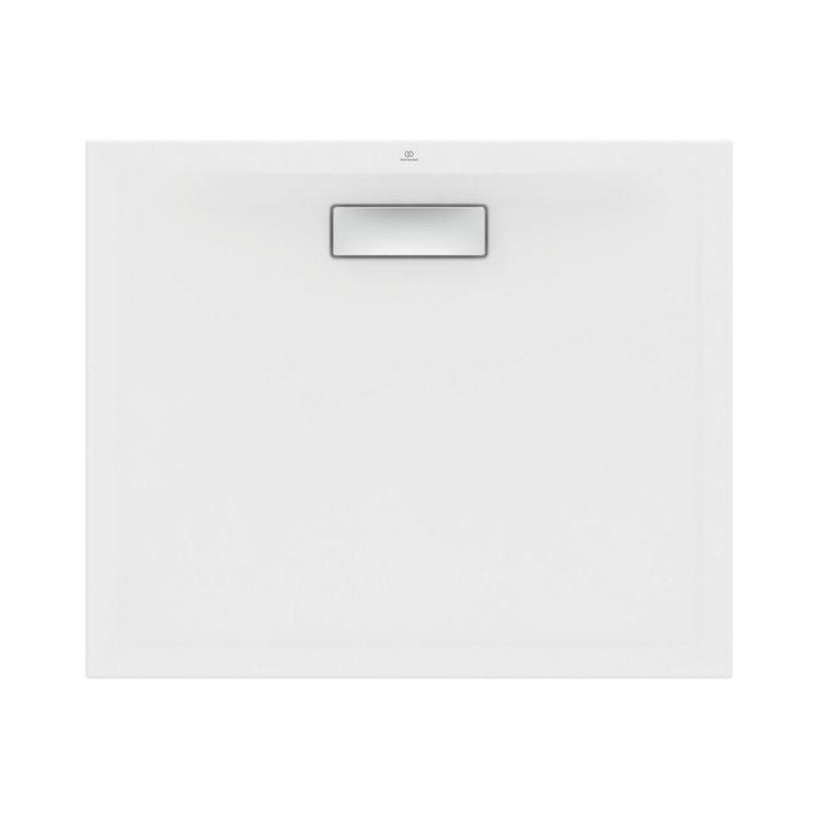 Ideal Standard ULTRAFLAT NEW piatto doccia rettangolare L.90 P.75 cm, in acrilico, colore bianco finitura lucido T448001