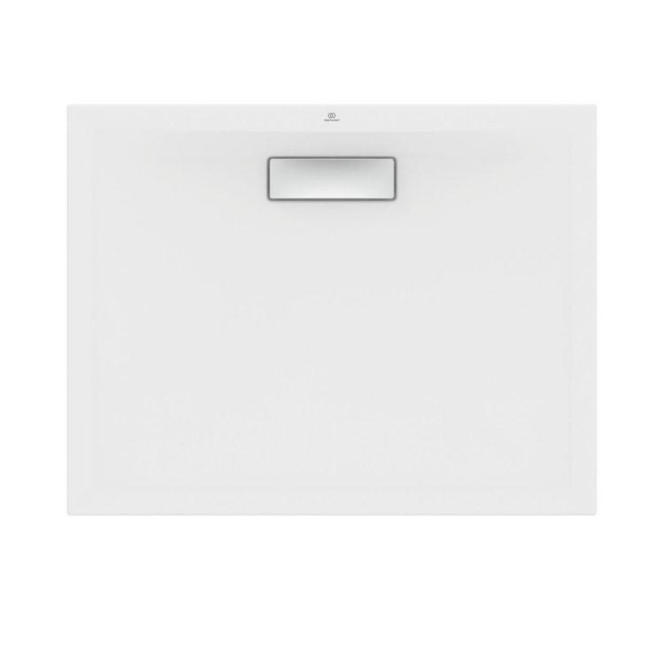 Ideal Standard ULTRAFLAT NEW piatto doccia rettangolare L.90 P.70 cm, in acrilico, colore bianco finitura seta T4474V1