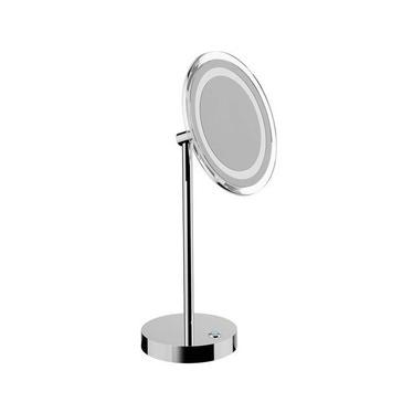 Inda MY MIRROR specchio ingranditore da appoggio, finitura cromo AV258PCR
