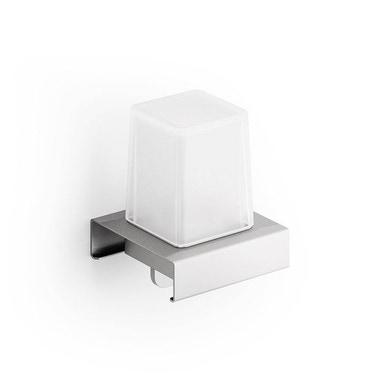 Inda INDISSIMA modulo spandisapone a leva, finitura acciaio inox spazzolato A8867MNS21