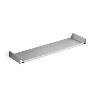 Inda INDISSIMA modulo mensola bassa L.40 cm, finitura acciaio inox spazzolato A8809SNS