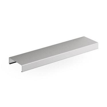 Inda INDISSIMA modulo mensola L.40 cm, finitura acciaio inox spazzolato A8809RNS