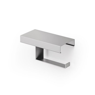 Inda INDISSIMA modulo portarotolo destro con coperchio, finitura acciaio inox spazzolato A8826NNS