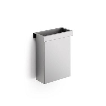 Inda INDISSIMA modulo gettacarta, finitura acciaio inox spazzolato A8801MNS