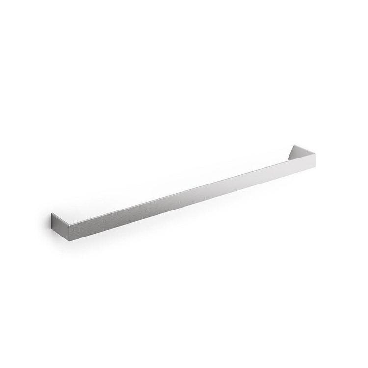 Inda INDISSIMA portasalviette L.82 cm, finitura acciaio inox spazzolato A8818DNS