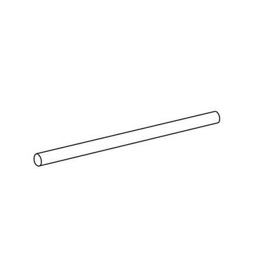 Inda Tubo L.60 cm, per art. A2218C - A2219C - A0418C, confezione da 10 pz, finitura cromo A2246CCR007