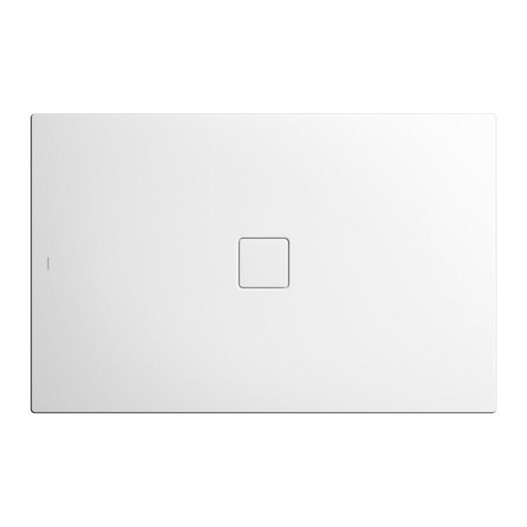 Kaldewei CONOFLAT piatto doccia rettangolare L.180 P.80 cm, colore bianco alpino 468200010001