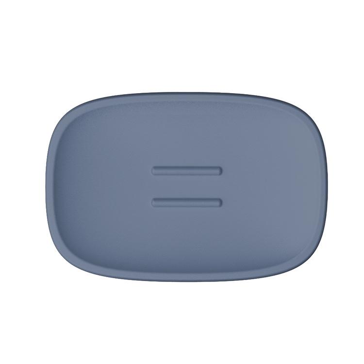Immagine di Colombo Design TRENTA MOOD porta sapone d'appoggio, colore ocean blue B3040RAL5014