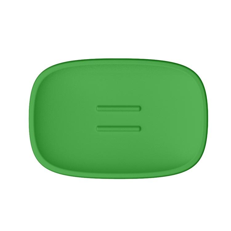 Immagine di Colombo Design TRENTA MOOD porta sapone d'appoggio, colore lime green B3040RAL6018