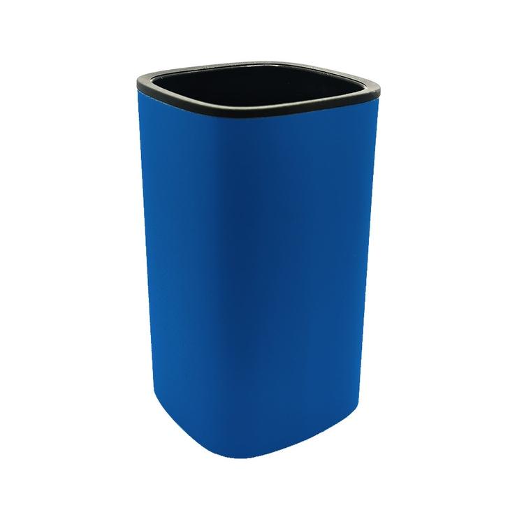 Immagine di Colombo Design TRENTA MOOD porta bicchiere d'appoggio, colore capri blue B3041RAL5005