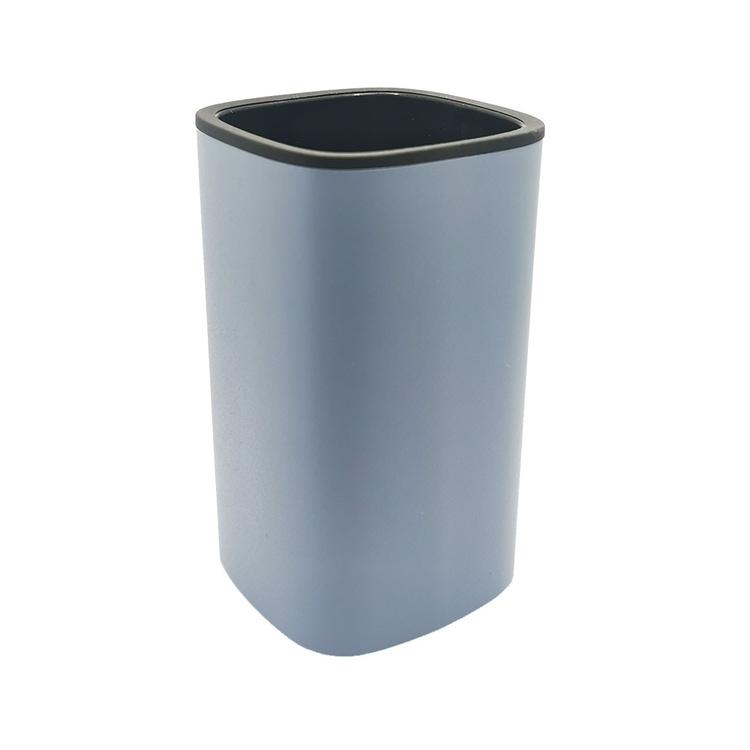 Immagine di Colombo Design TRENTA MOOD porta bicchiere d'appoggio, colore ocean blue B3041RAL5014