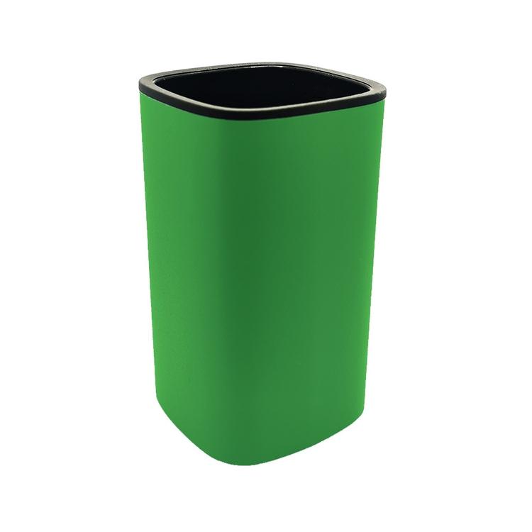 Immagine di Colombo Design TRENTA MOOD porta bicchiere d'appoggio, colore lime green B3041RAL6018