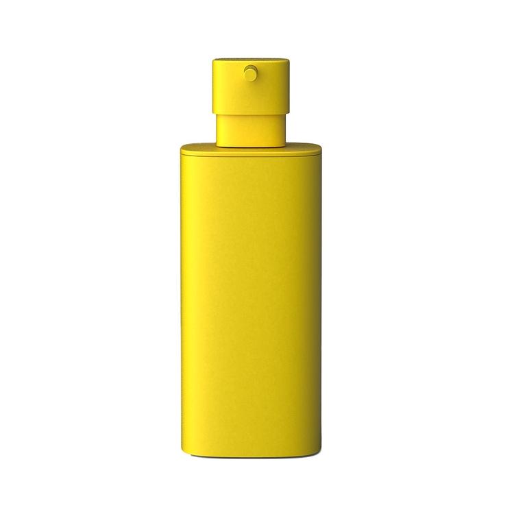 Immagine di Colombo Design TRENTA MOOD spandisapone (L. 0,30) d'appoggio, colore lemon yellow B9341RAL1018