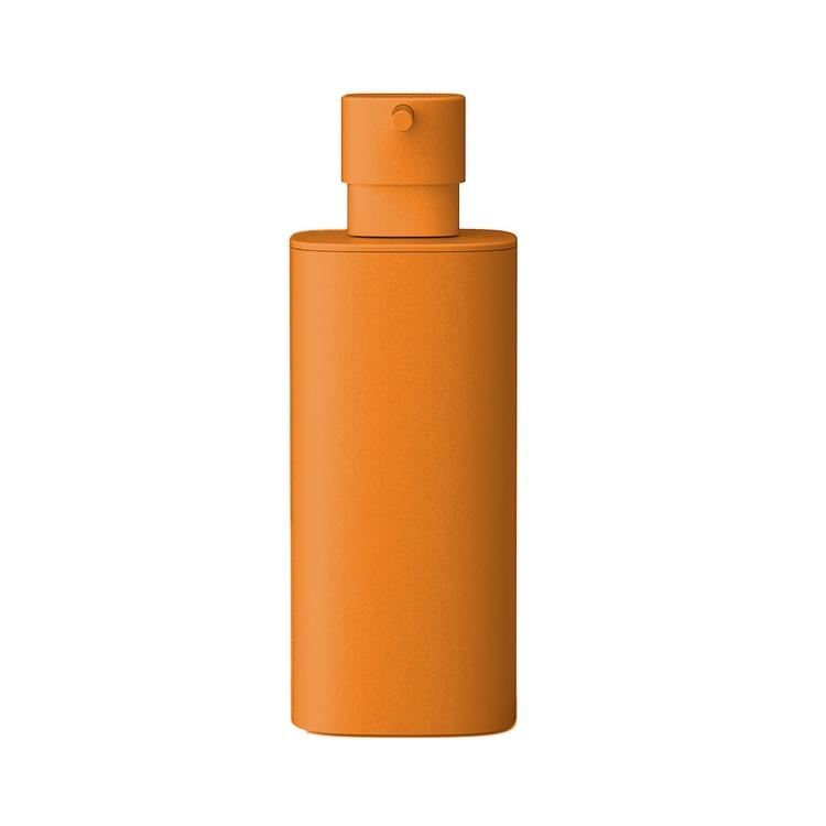 Immagine di Colombo Design TRENTA MOOD spandisapone (L. 0,30) d'appoggio, colore sunset orange B9341RAL2003