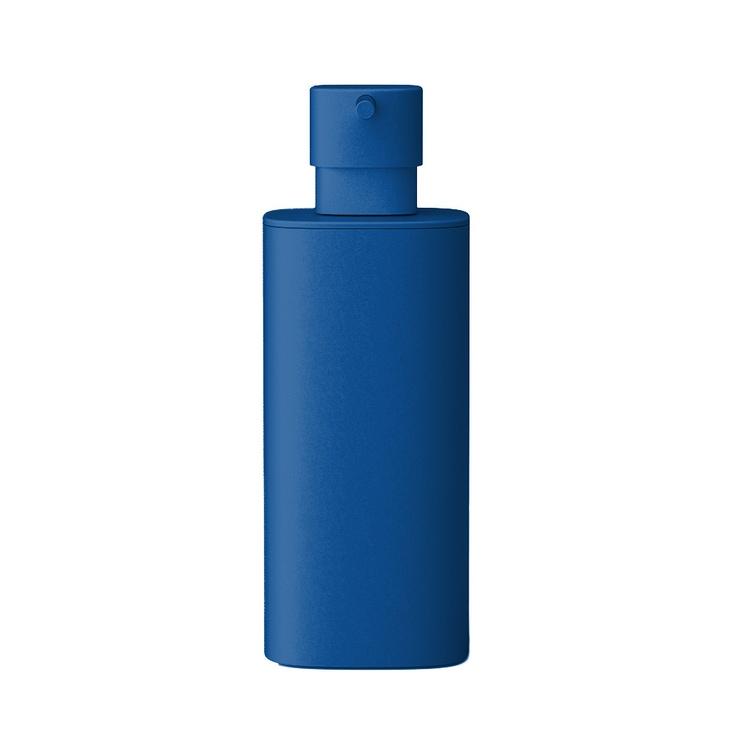 Immagine di Colombo Design TRENTA MOOD spandisapone (L. 0,30) d'appoggio, colore capri blue B9341RAL5005