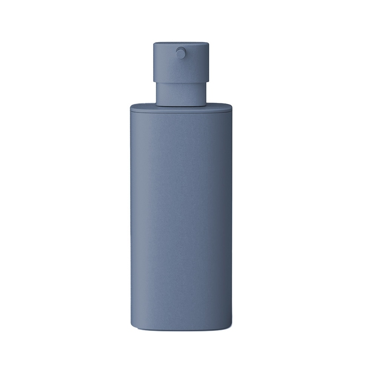 Immagine di Colombo Design TRENTA MOOD spandisapone (L. 0,30) d'appoggio, colore ocean blue B9341RAL5014