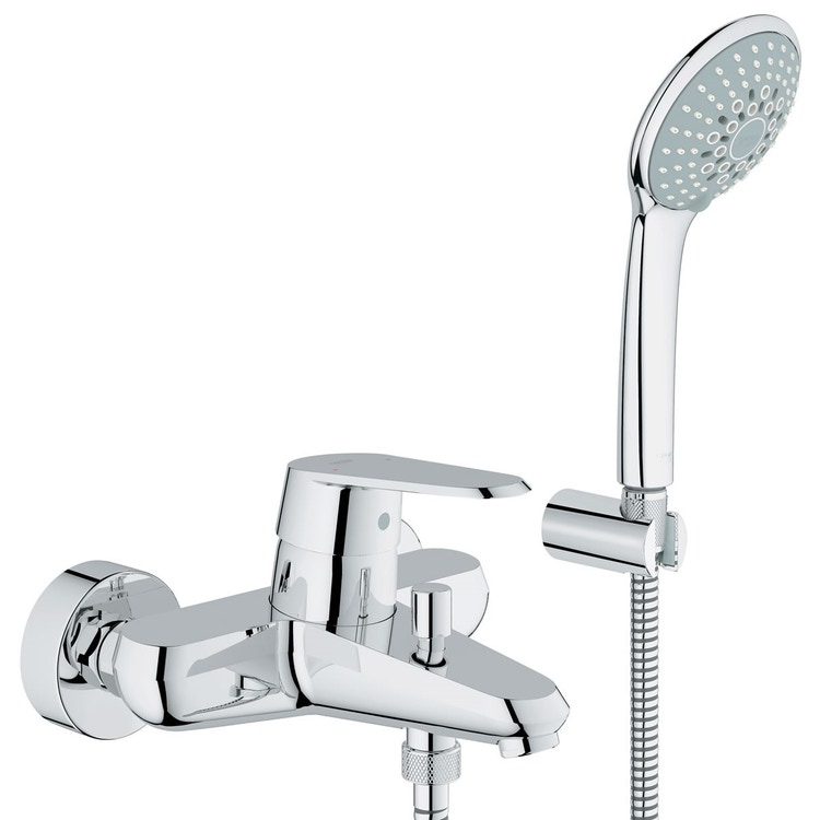 Miscelatore monocomando per vasca-doccia