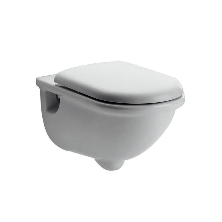 Ideal Standard Esedra Sedile.Ideal Standard T311861 Esedra Vaso Sospeso A Cacciata Con Scarico A Parete Con Sedile Bianco Prezzi E Offerte Su Tavolla Com