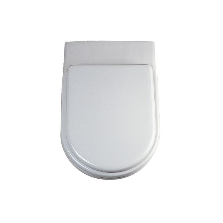 Ideal Standard T627701 Esedra Sedile In Termoindurente Per Vaso Cerniere Acciaio Inox Bianco Prezzi E Offerte Su Tavolla Com