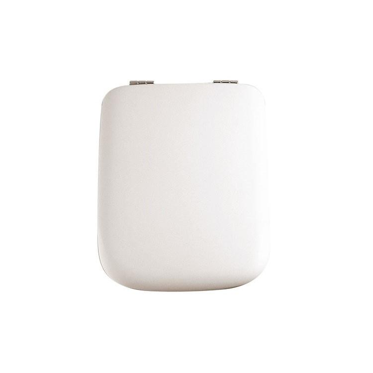 Sedile Ideal Standard Conca.Ideal Standard T618201 Conca Sedile In Poliestere Con Cerniere Cromate Bianco Prezzi E Offerte Su Tavolla Com