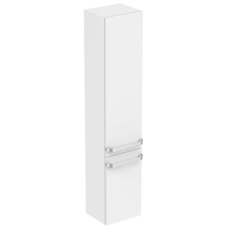 Ideal Standard TONIC II mobile a colonna 35 x 173.5 x 30 cm, apertura ante a destra, bianco laccato lucido R4315WG