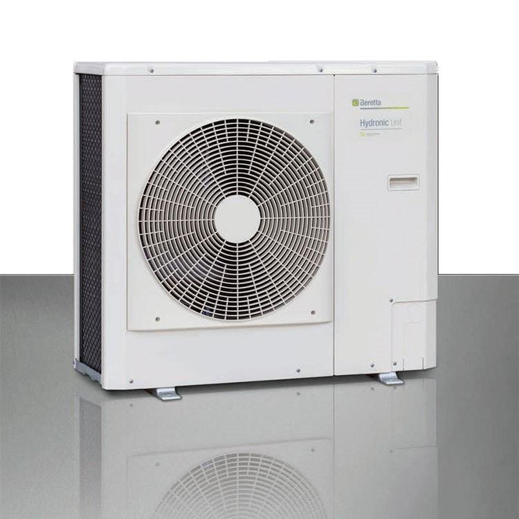 Beretta HYDRONIC UNIT LE 15 Pompa di calore idronica aria-acqua, monofase, circolatore basso consumo di serie 20171941