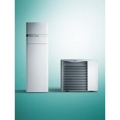 Immagine di Vaillant Kit aroTHERM VWL 85/3 A 230V Pompa di calore aria/acqua monoblocco + uniTOWER WIH QW 190/1 EW Modulo a basamento con scambiatore 0020237938