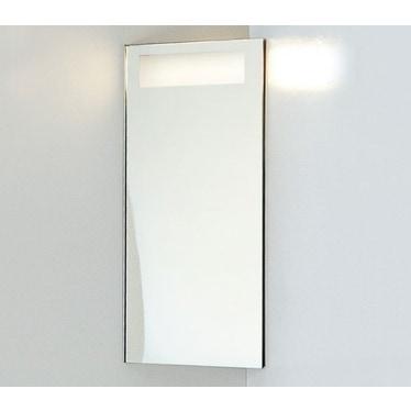 Flaminia CORNER specchio contenitore angolare con luce SPAL