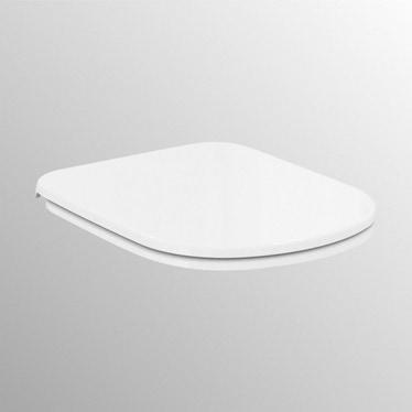 Ceramica Dolomite GEMMA 2 sedile per vaso con cerniere in metallo, bianco J523201