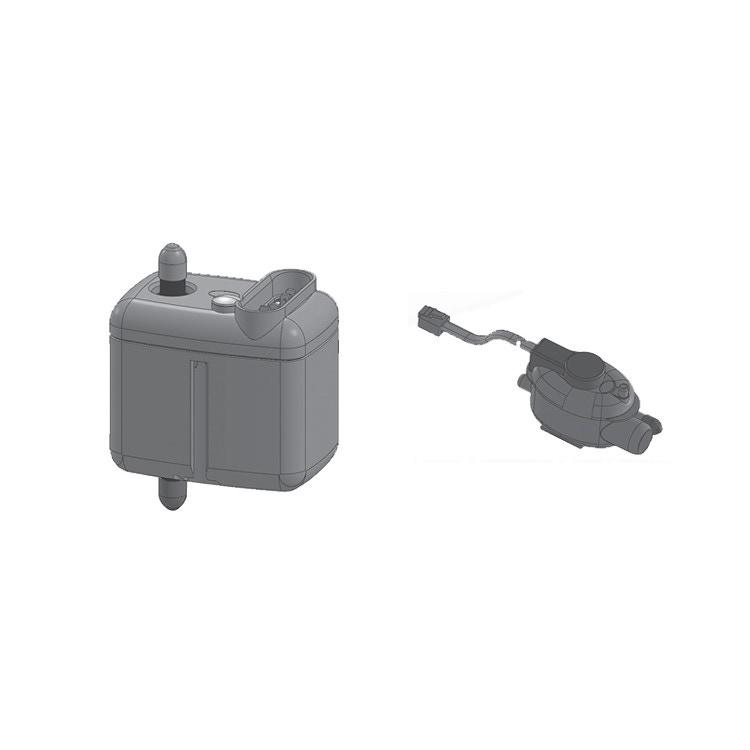 Sabiana Pompa scarico condensa (montata e cablata a bordo) 9025319