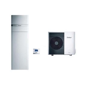 Immagine di Vaillant aroTHERM VWL 125/5 AS 230V Pompa di calore aria/acqua + uniTOWER VWL 128/5 IS basamento 0010025799