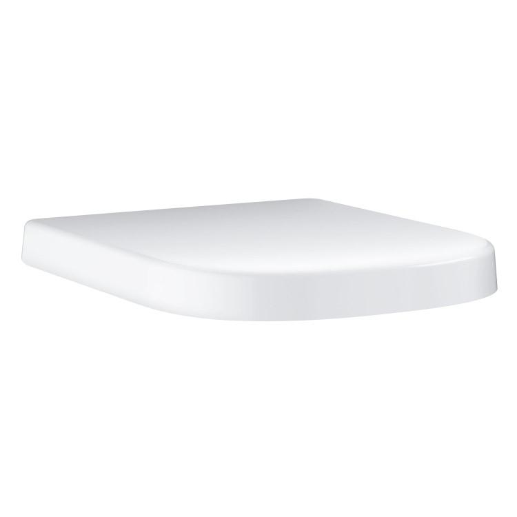 Grohe Euro Ceramic sedile con coperchio, in termoindurente, bianco 39331000