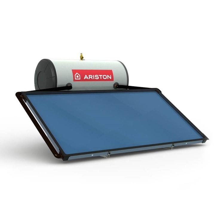 Ariston KAIROS THERMO HF 200-1 TR Sistema solare a circolazione naturale, installazione a TERRA 3023537
