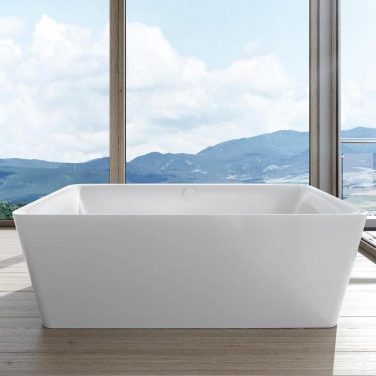 Kaldewei MEISTERSTÜCK INCAVA vasca da bagno 175x76 cm in acciaio smaltato, con colonna di scarico KA 4080, colore bianco alpino 201340803001