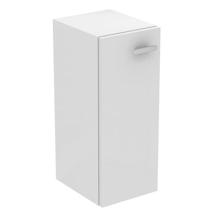 Ideal Standard CONNECT SPACE mobile laterale 20 cm, finitura bianco laccato lucido E0372WG