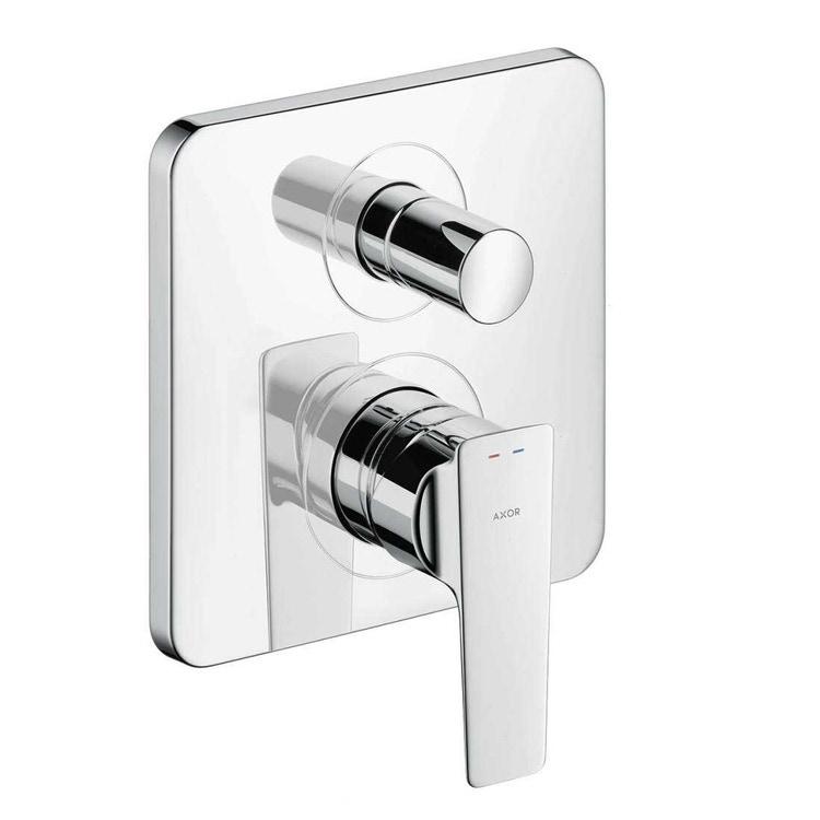Axor CITTERIO E miscelatore monocomando vasca/doccia incasso finitura cromo 36455000